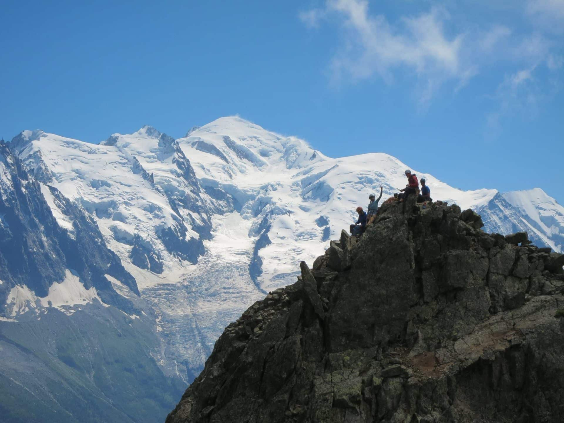 Guided Full-Day Mountaineering, Chamonix