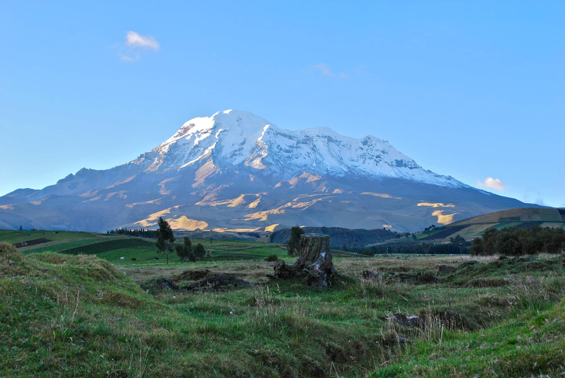 Chimborazo 11-day guided expedition