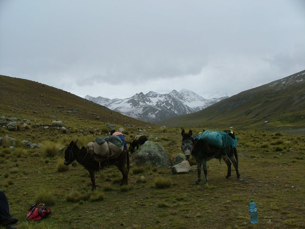 Condoriri – Huayna Potosí 8-day hike
