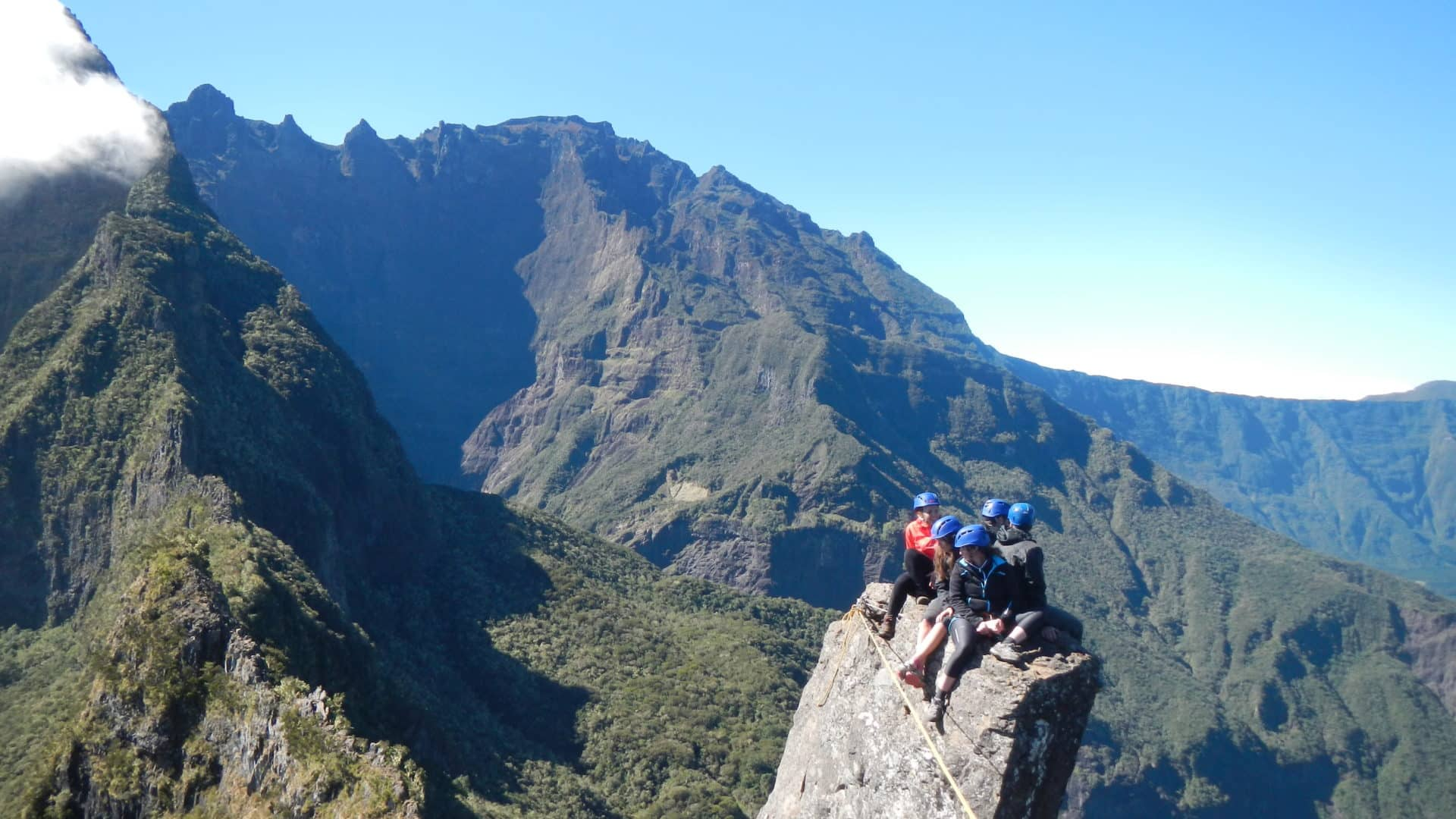 Piton des Neiges Guided Ascent, Reunion Island