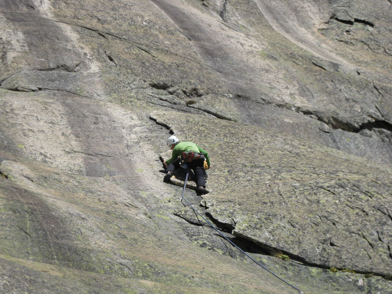Grimsel Pass 2-Day Guided Rock Climbing