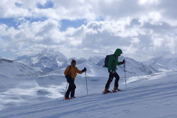 Haute Route Chamonix to Zermatt ski touring week