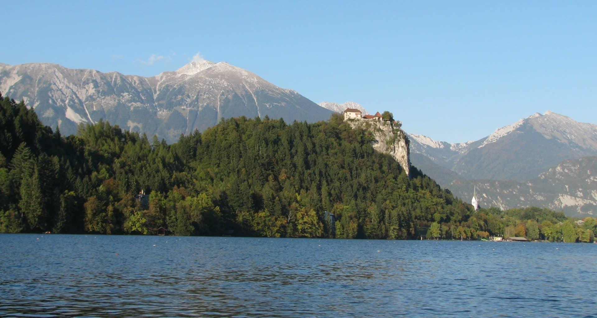 5-day rock climbing course in Slovenia