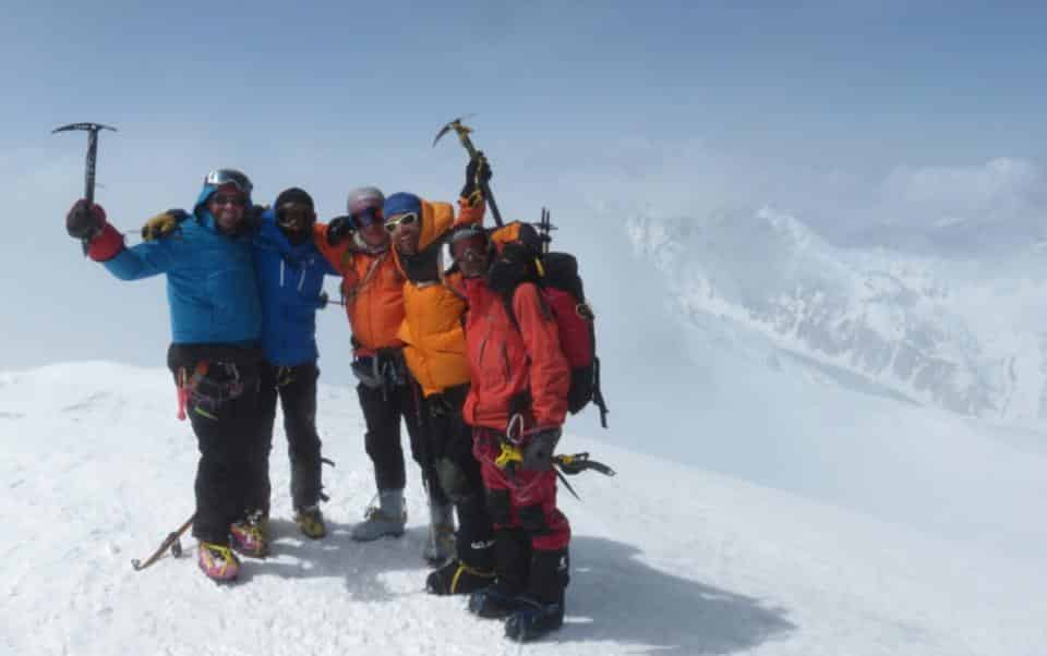 Kazbek summit (5047 m) 9-day guided expedition