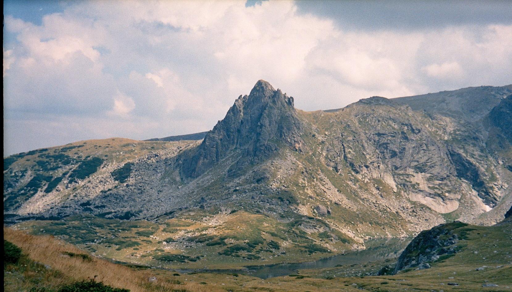 Hiking in Maliovitsa peak, Rila mountains