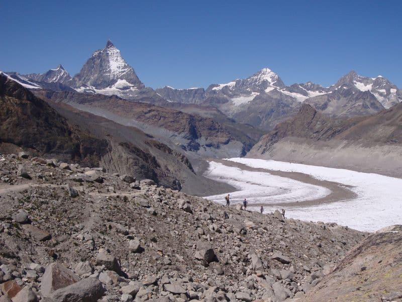 Matterhorn 2-day climbing traverse