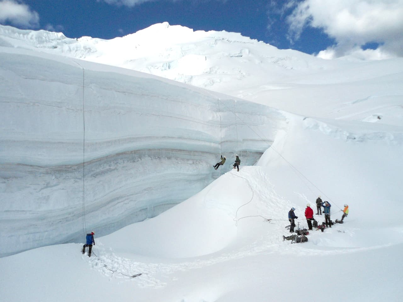 6-Day Mountaineering Course Cordillera Blanca