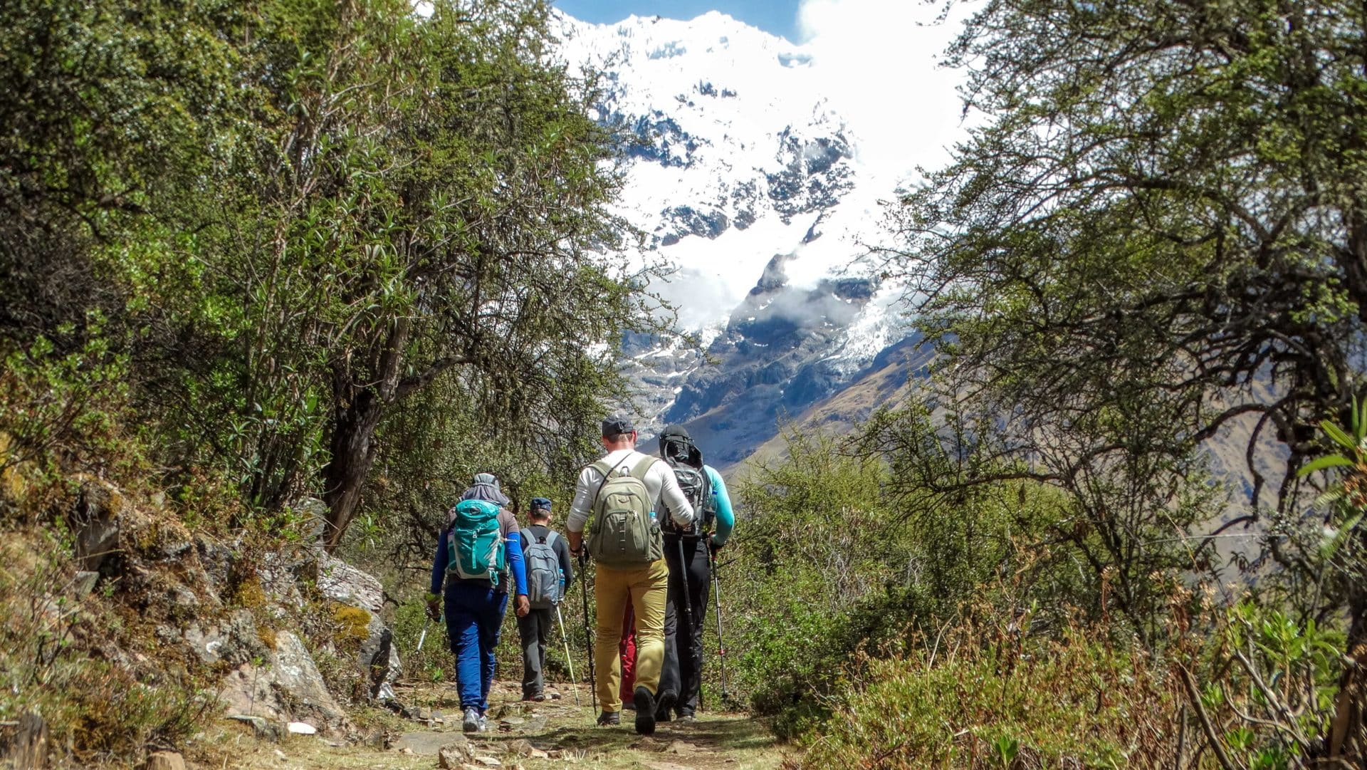 Salkantay trek: 5-day hiking trip to Machu Picchu