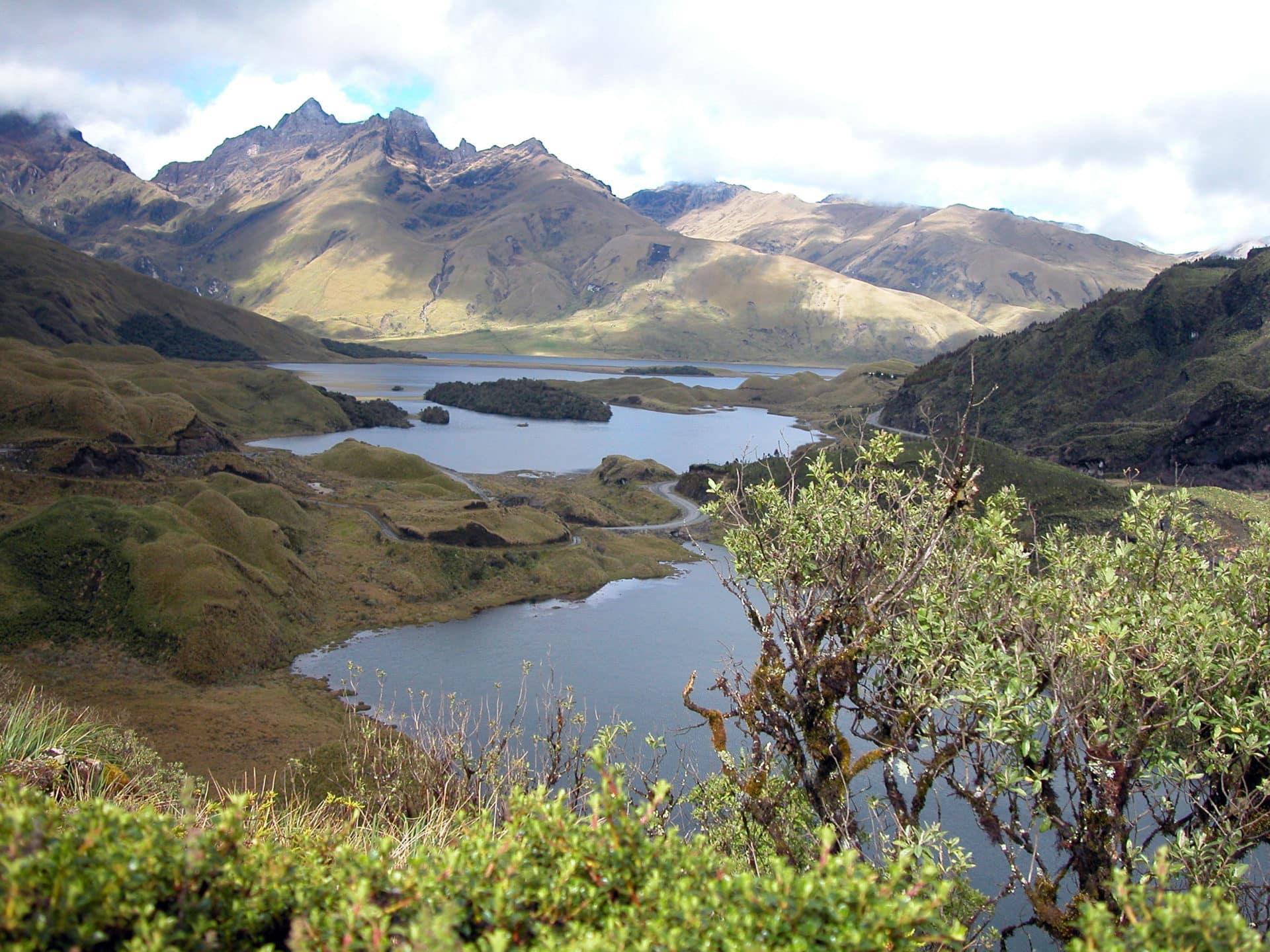 Sangay National Park 6-day guided trek in Ecuador
