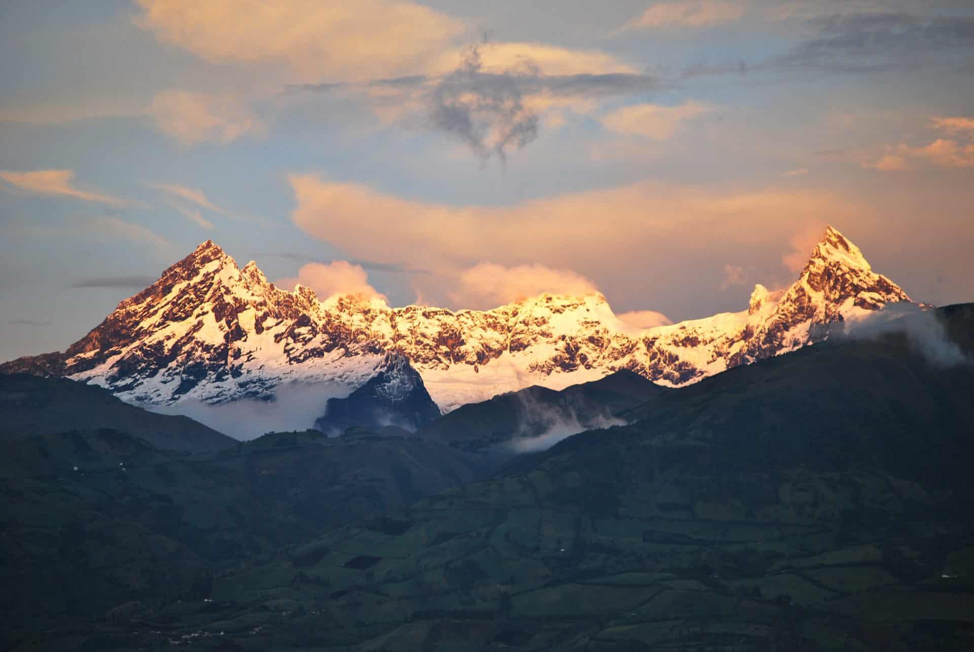 El Altar Volcano 2-day climbing trip in Ecuador