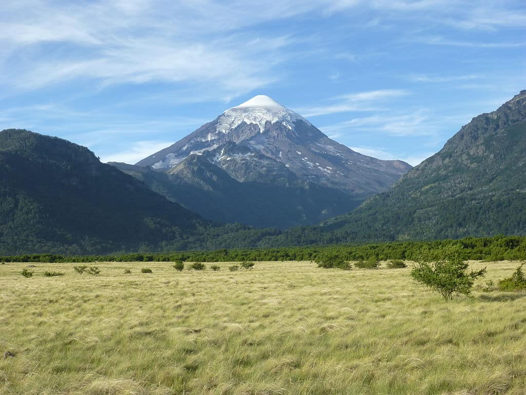Lanin 2-day hiking ascent tour with a guide