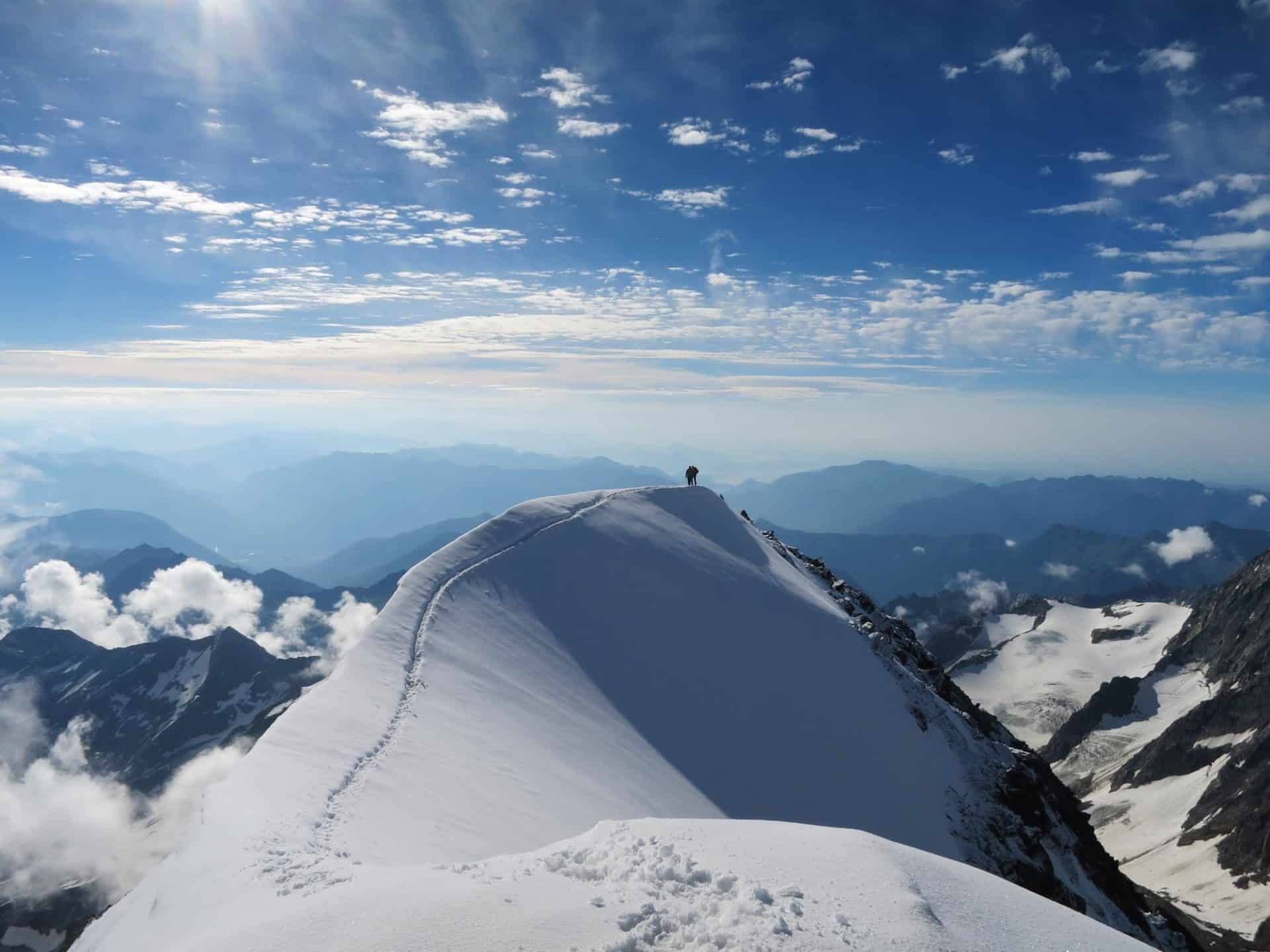 Private 2-Day Guided Mountaineering, Valais