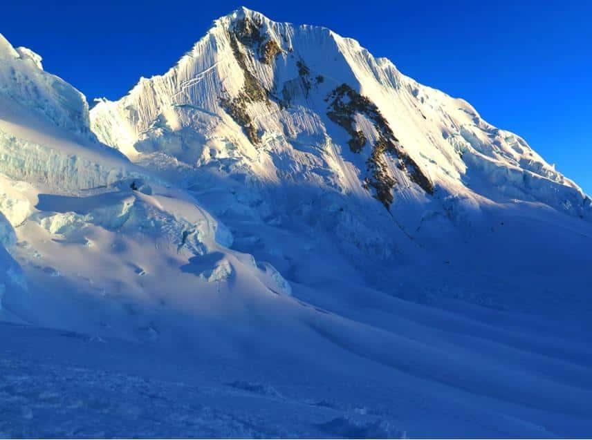 Alpamayo Quitaraju 2-Week Guided Ascent