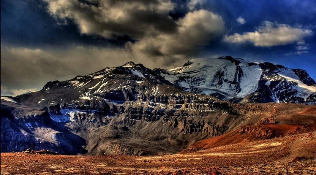 El Plomo Peak guided 3-day ascent