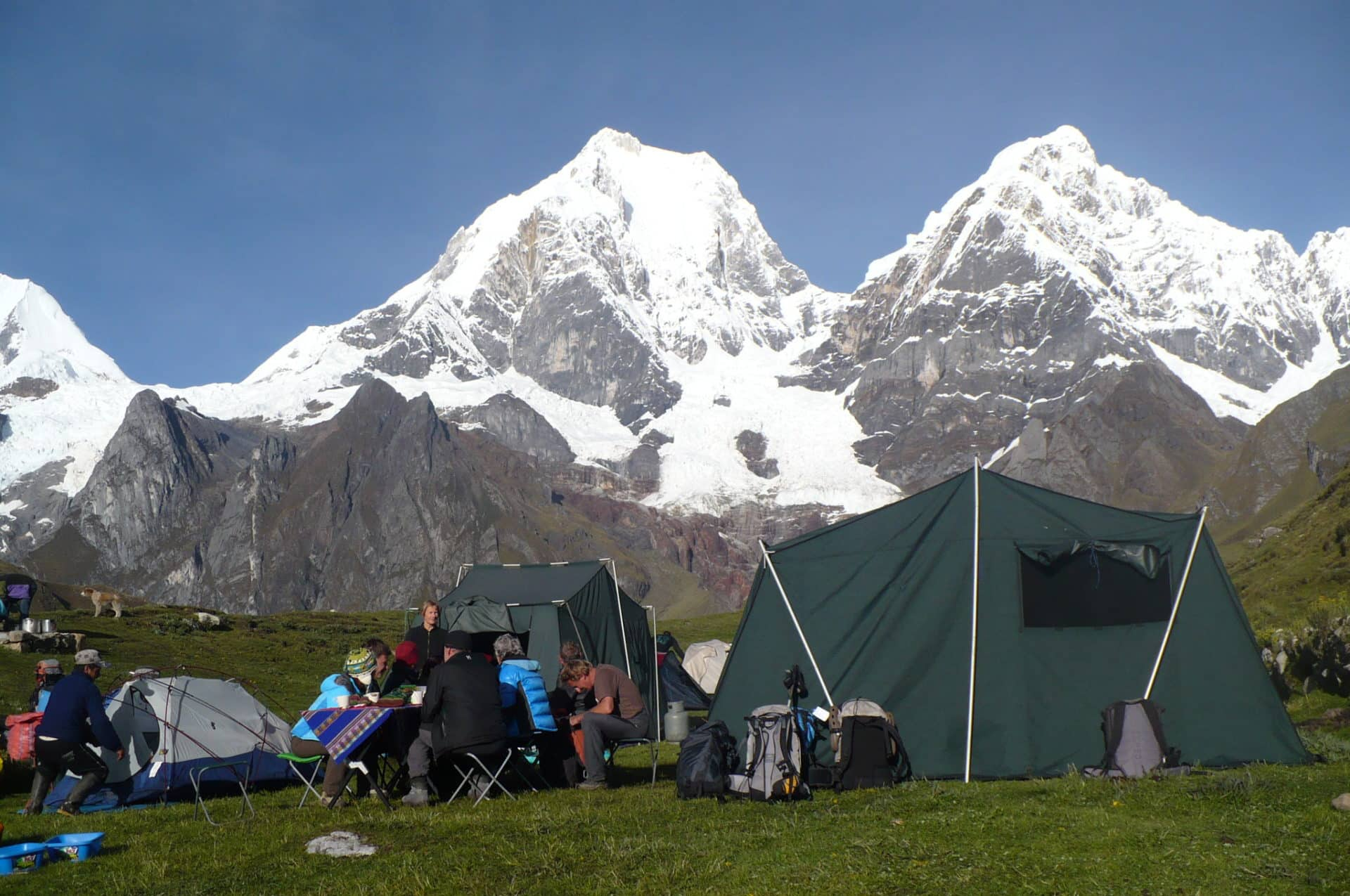 Huayhuash trek: a great 10-day hiking adventure