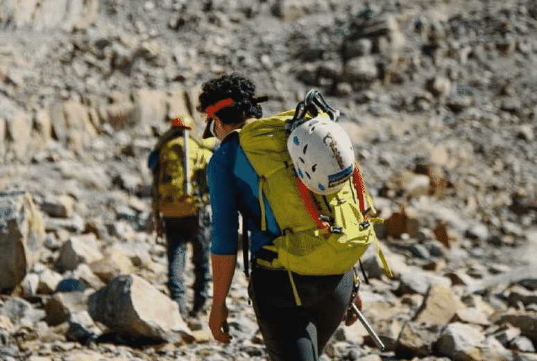 Introductory mountaineering 6-day course in Ecuador