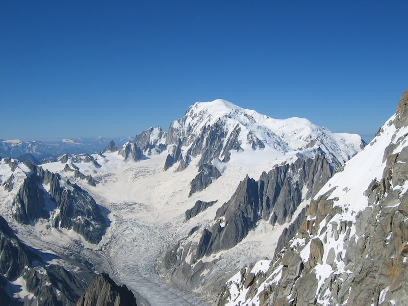 Mont Blanc 5-day ascent