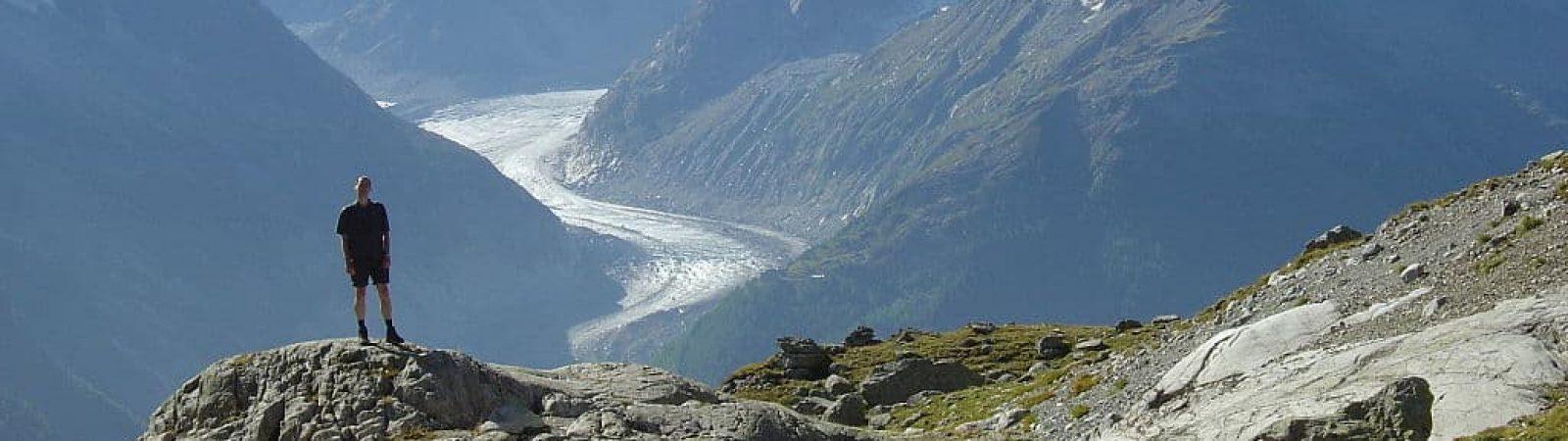 8-day Tour du Mont Blanc traversing 3 countries