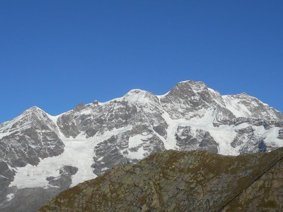 7-day hike around Monte Rosa