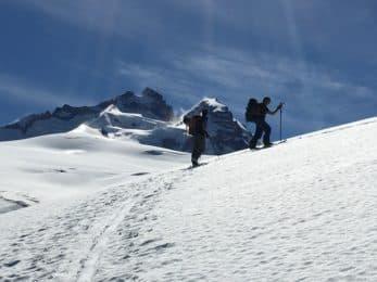 North Patagonia alpine trip: Tronador and Frey