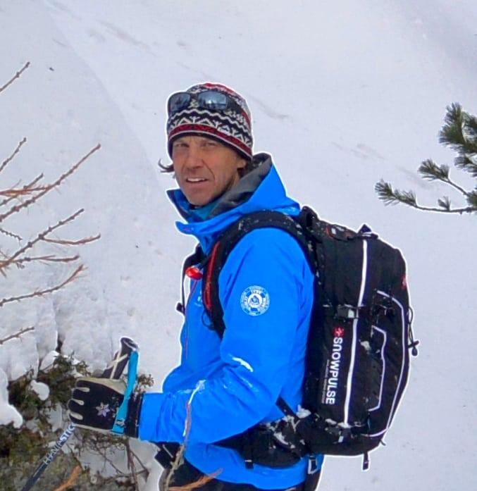 Danilo Kalbermatter IFMGA Mountain Guide
