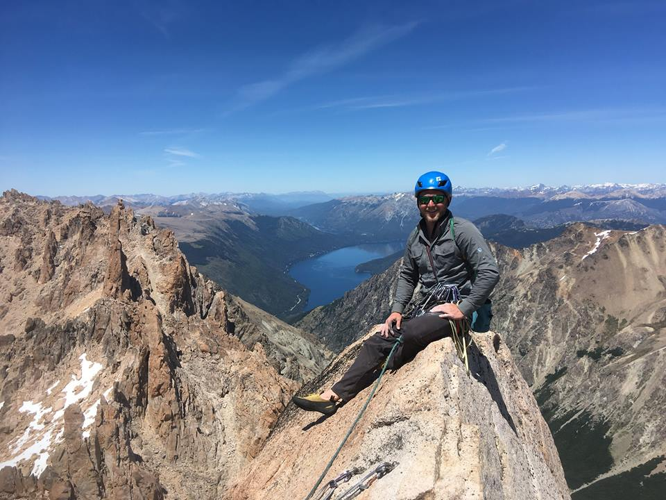 Frey Valley 4-day rock climbing adventure