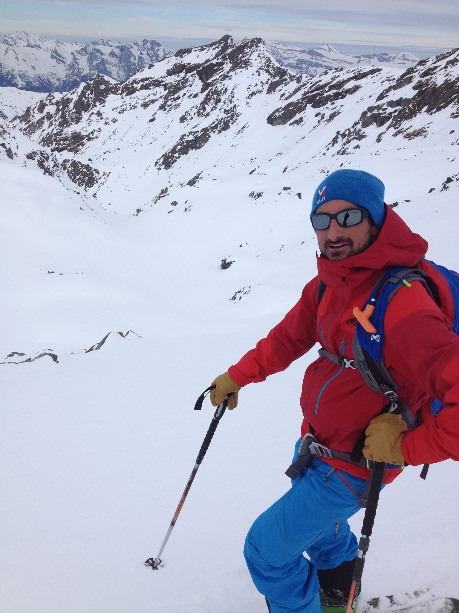 Guy Robert May IFMGA Guide Switzerland