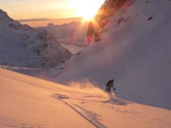 Narvik ski touring
