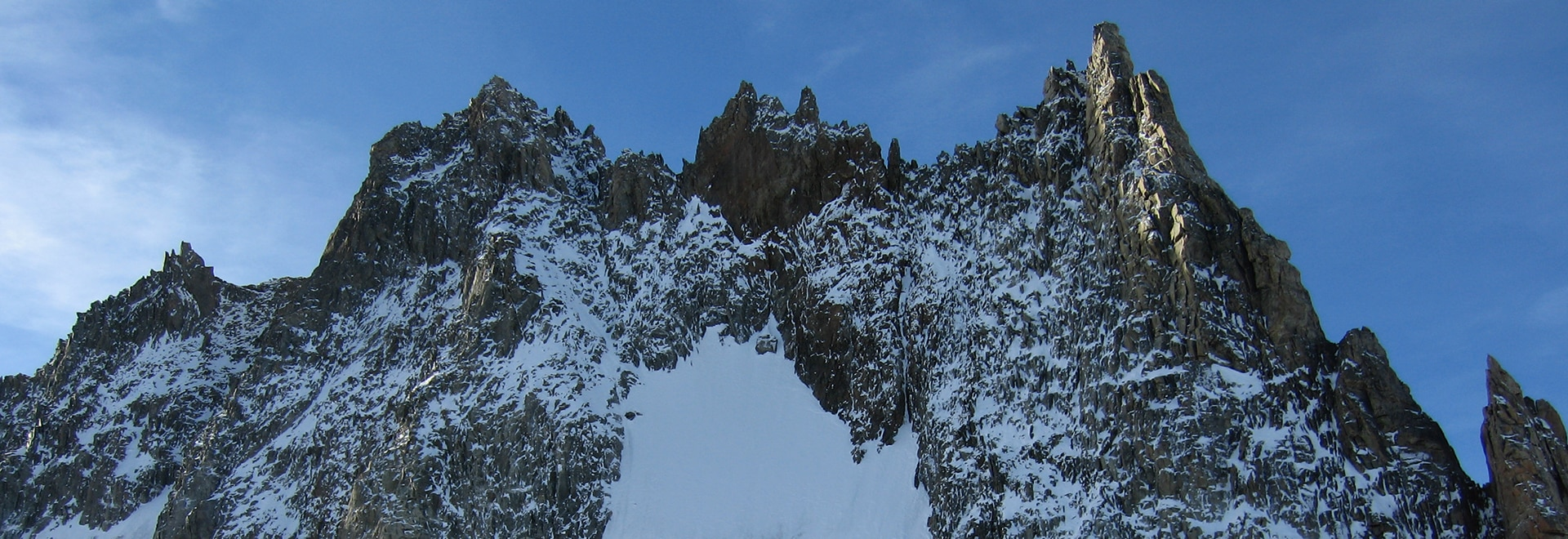 Climbing Aiguilles Marbrées in one day