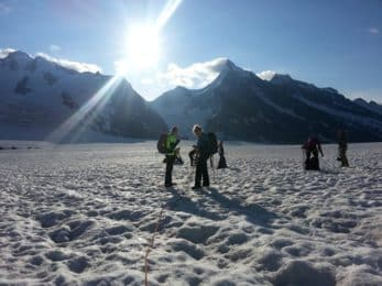Aletsch glacier 2-day guided hiking tour 1
