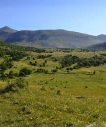 Velebit mountain hike