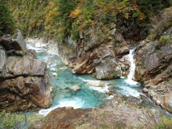 Kurobe Valley