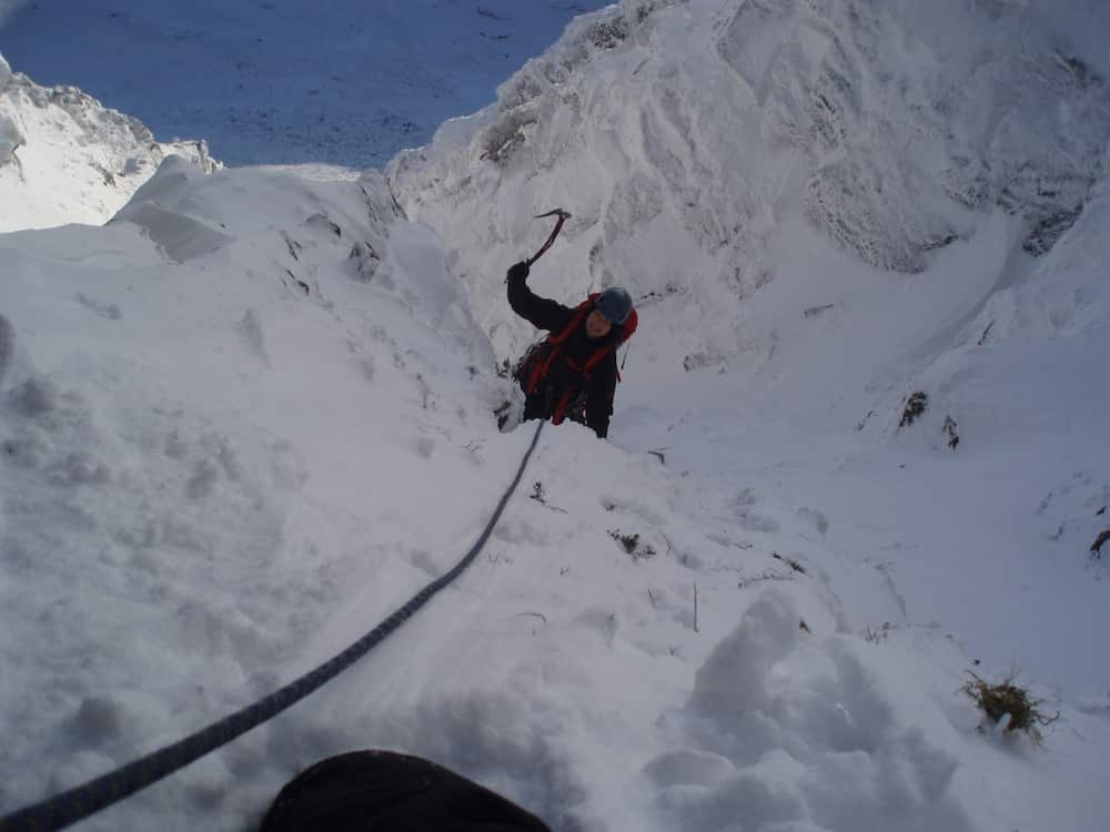 Ben Nevis and Cairngorms winter climbing tours