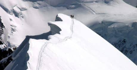 Breithorn ascent - Matterhorn preparation
