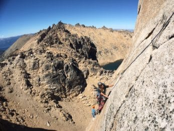 Bariloche rock climbing options for all levels