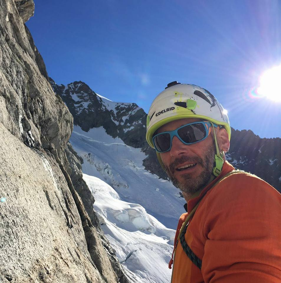 Remy Maquignaz Guide Aosta Valley