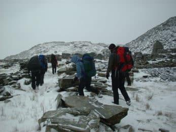 North Ridge of Tryfan