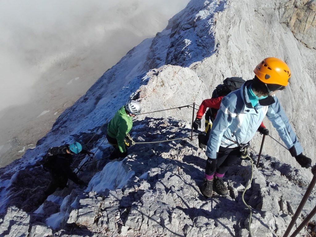 climb-Mount Triglav