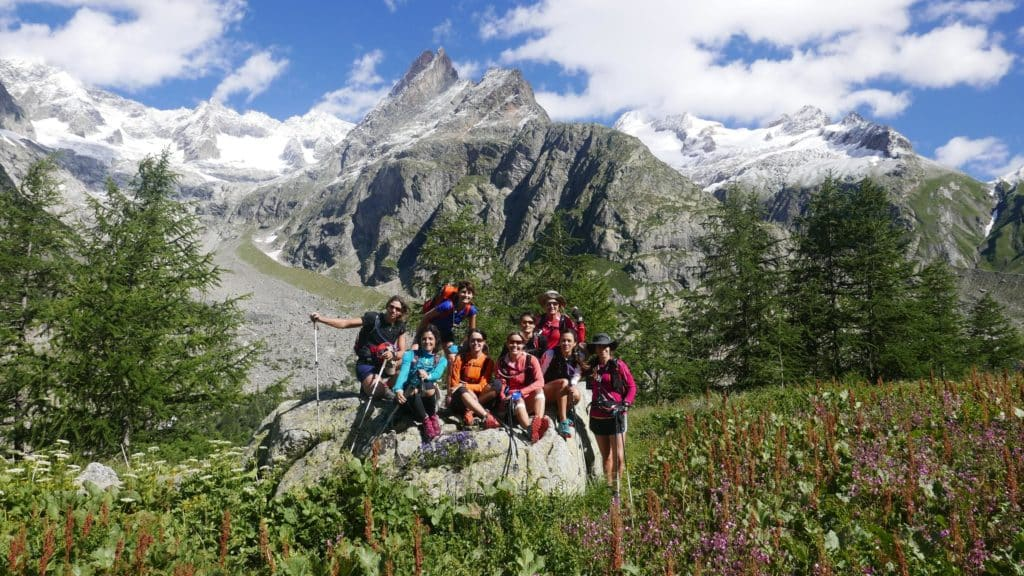 Hiking the Tour du Mont Blanc