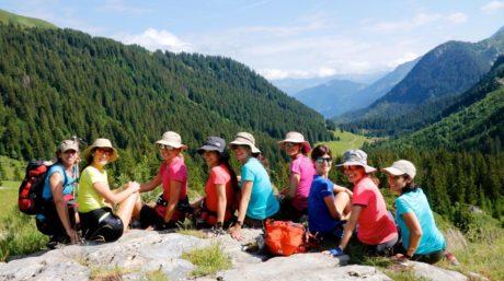 Hiking the Tour du Mont Blanc