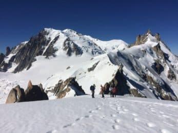Mont Blanc 2 days