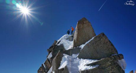 Mont Blanc classic climbs