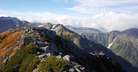Mt Tsurugi