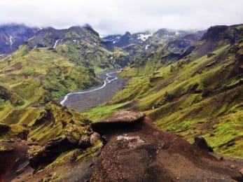 The best 5 hikes in Iceland, amazing land of ice and fire