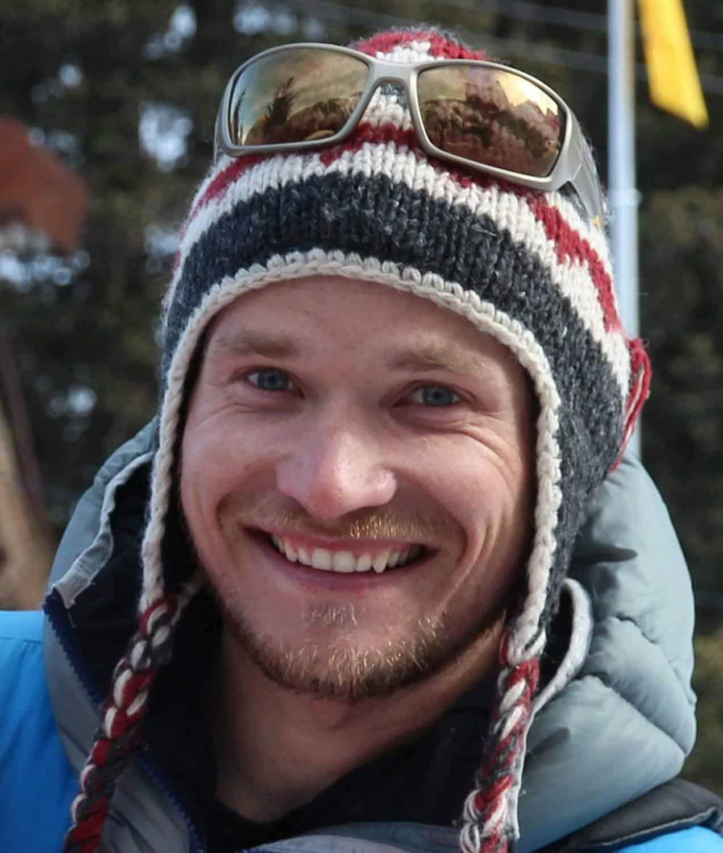 Andrey Erohin KMGA Mountain Guide