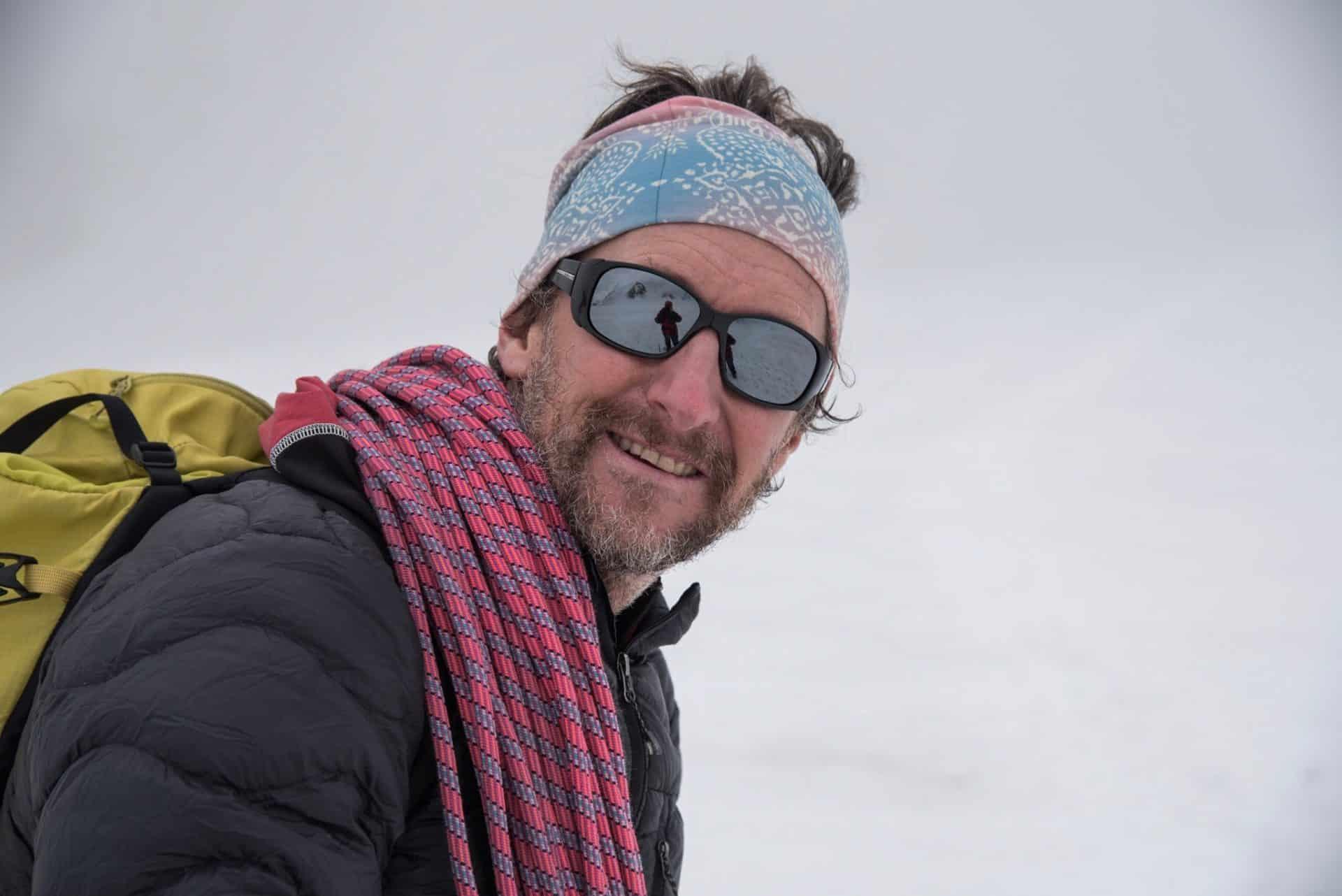 James Kaler IFMGA Guide Chamonix