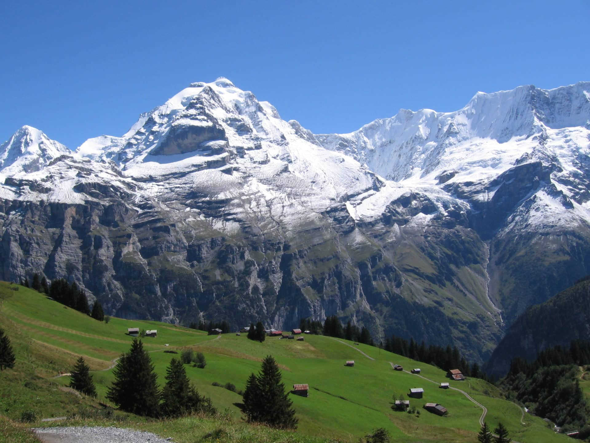 Jungfrau 2-day guided ascent. 2-day trip. IFMGA/UIAGM leader