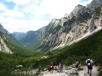 Mt Triglav in 1 day