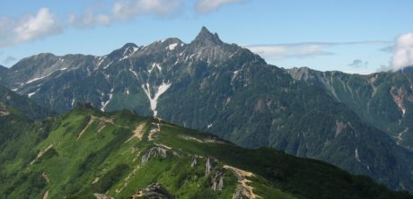 Mt Yari, Omote Ginza route