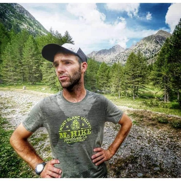Thibault Cassart Trail running